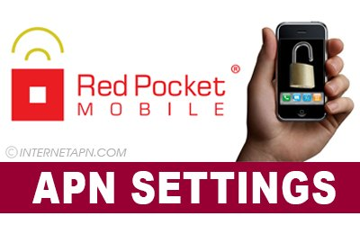 Red Pocket APN Settings