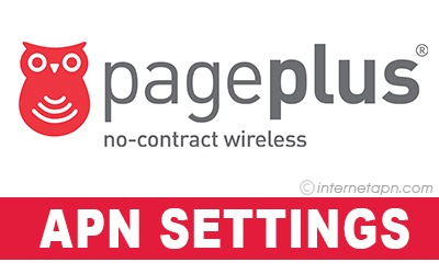 Page Plus Cellular APN Settings