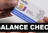 Three-balance-check-code