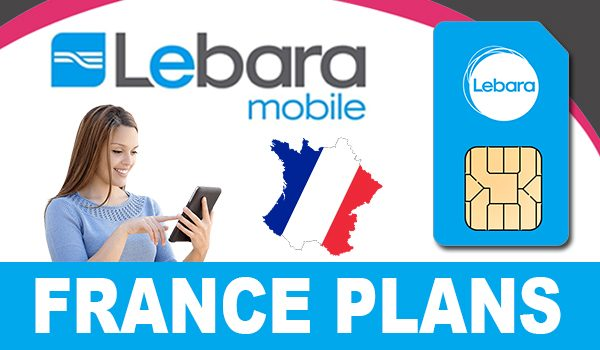 Lebara Mobile France Plans (All In One) National & International